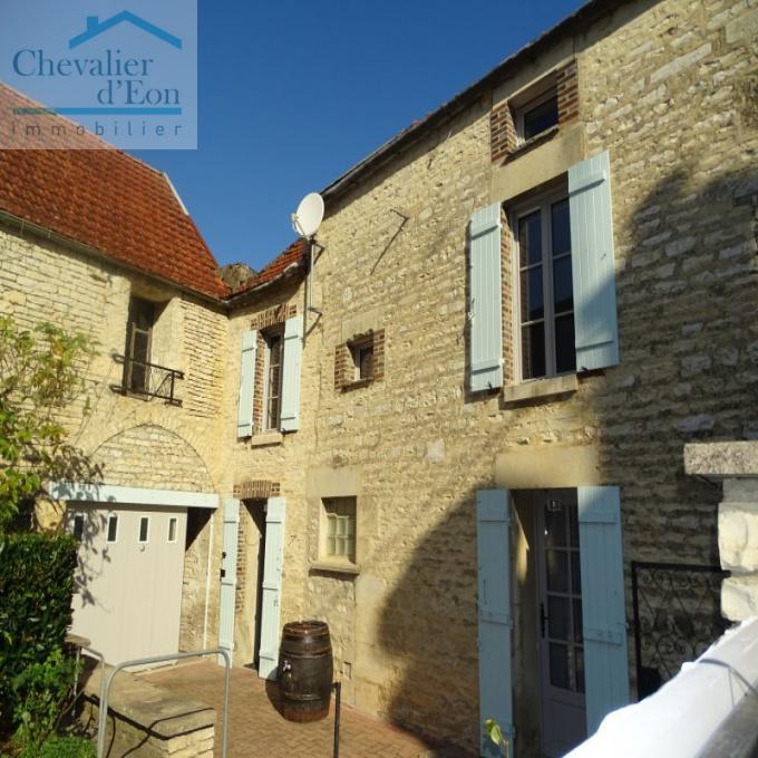 Offres de vente Maison de village St vinnemer (89430)