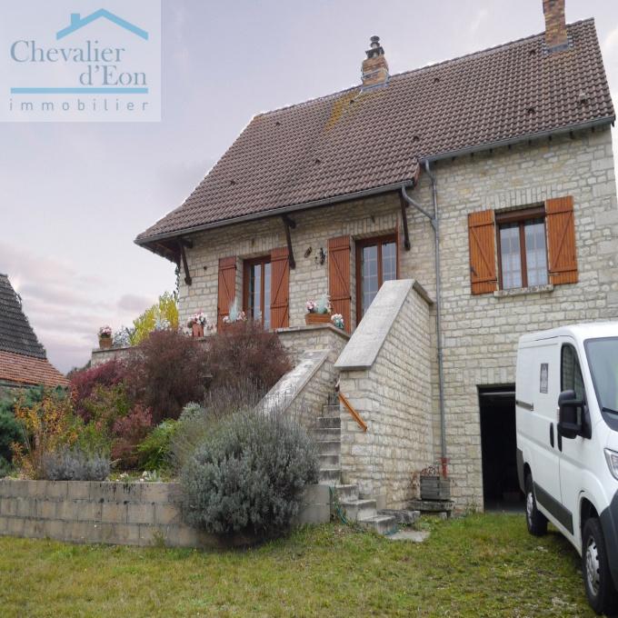 Offres de vente Maison Moulins-en-Tonnerrois (89310)