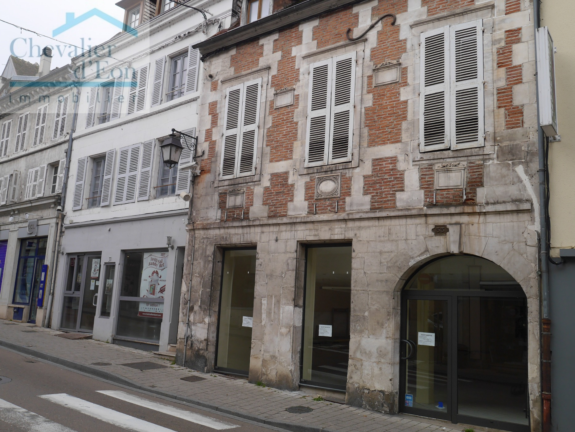 Offres de vente Immeuble Tonnerre (89700)